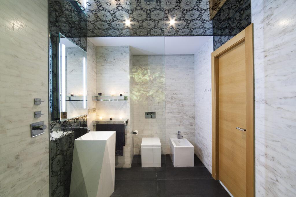 View of Le Meridien Hotel Bathroom