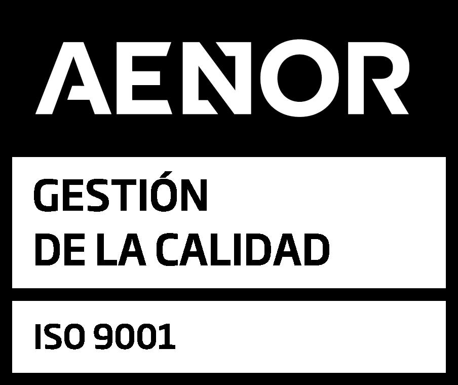 Sello AENOR ISO 9001_POS
